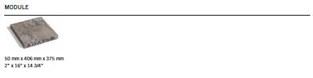 Module 2 Couronnement Mondrian®